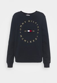 Tommy Hilfiger - REGULAR CIRCLE  - Sweatshirt - desert sky - 4