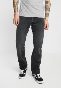 Levi's® - 501® LEVI'S® ORIGINAL FIT - Straight leg jeans - solice - 0