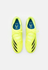 adidas Performance - X GHOSTED.3 IN - Indoor football boots - solar yellow/core black/royal blue - 3