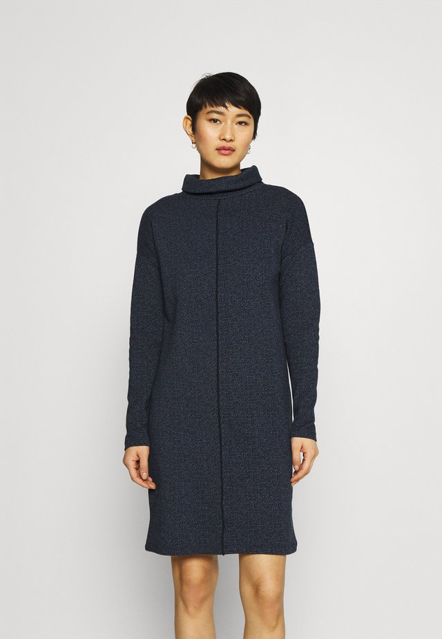 WABINA GRAPHIC - Sukienka z dżerseju - forever blue