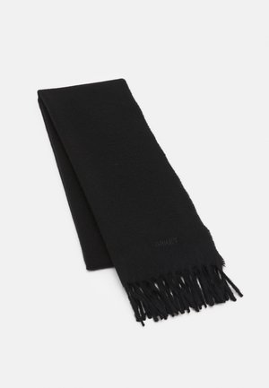 SCARF - Sciarpa - black dark