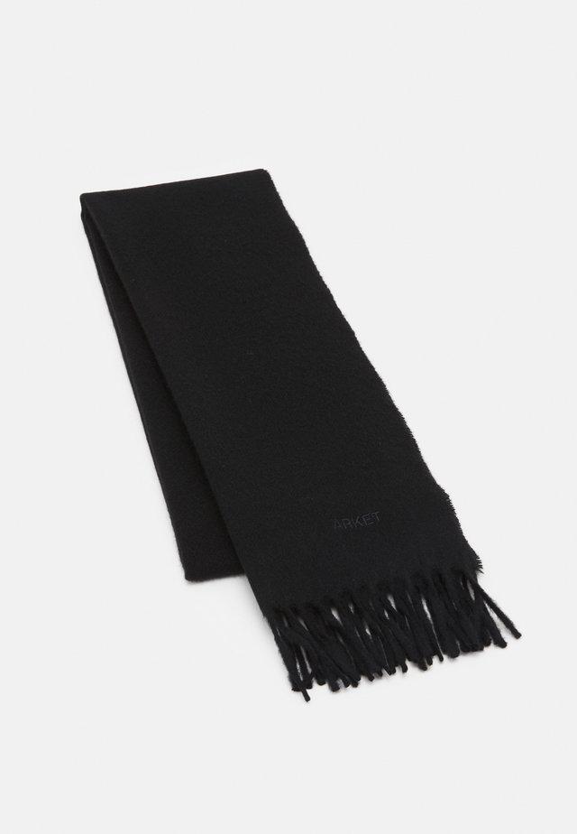 SCARF - Sjal / Tørklæder - black dark