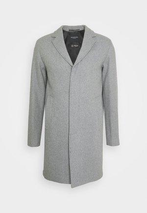 SLHHAGEN  COAT  - Klassinen takki - grey melange
