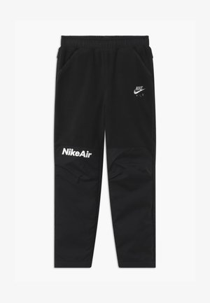 AIR  - Tracksuit bottoms - black