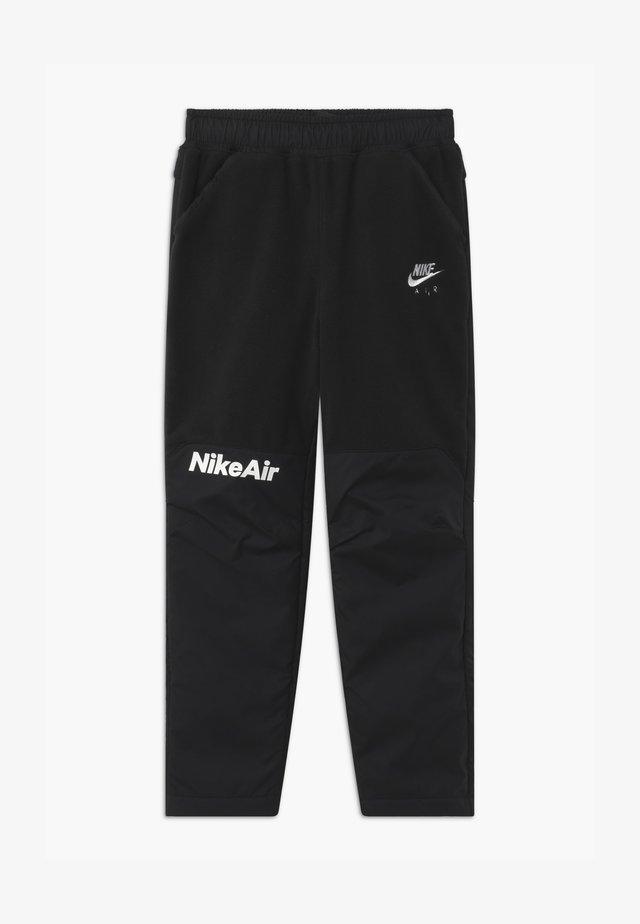 AIR  - Pantalones deportivos - black