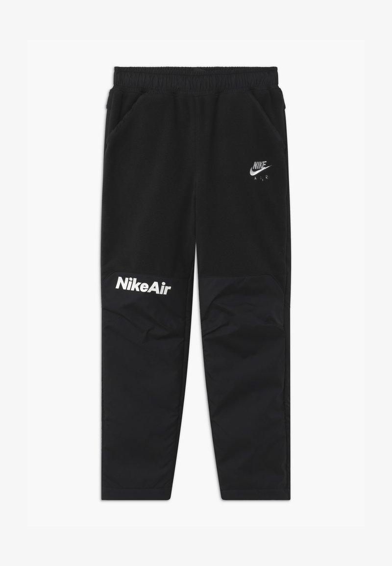 Nike Sportswear - AIR  - Tracksuit bottoms - black