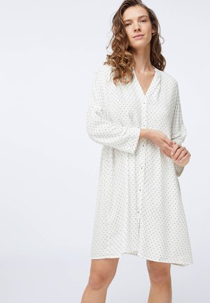 DOTTY - Nightie - white