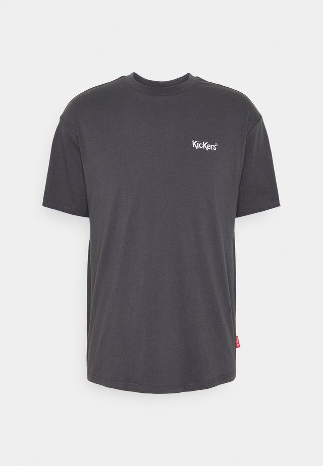 CLASSIC TEE - T-shirts - grey