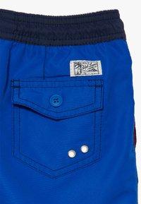 Polo Ralph Lauren - CAPTIVA SWIMWEAR  - Swimming shorts - newport navy multi - 2
