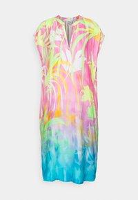 Emily van den Bergh - Day dress - pink/turquoise - 0