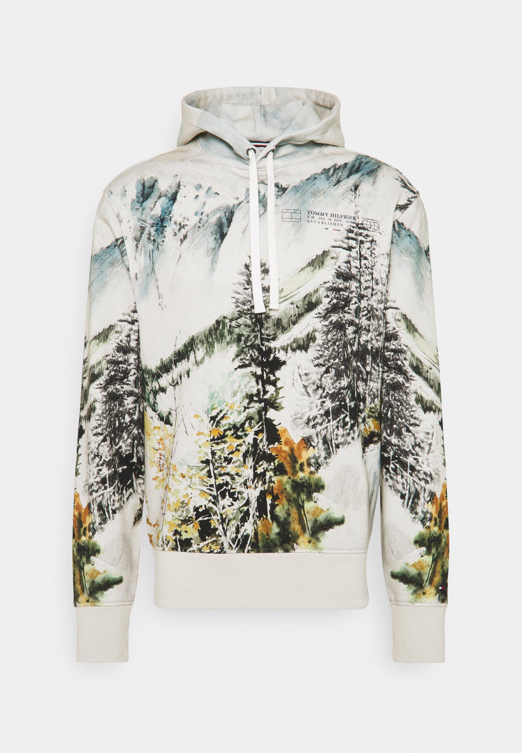 Men LANDSCAPE HOODIE - Sweatshirt