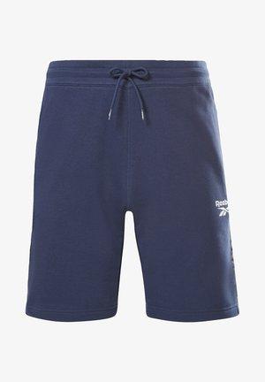 TRAINING ESSENTIALS TAPE SHORTS - Sports shorts - blue