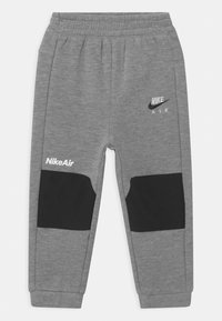 Nike Sportswear - AIR CREW SET - Trainingsanzug - dark grey heather - 2