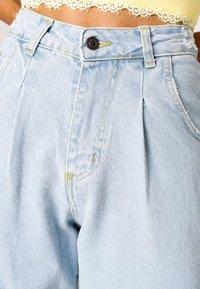MiaZAYA - Relaxed fit jeans - jeansblau - 2