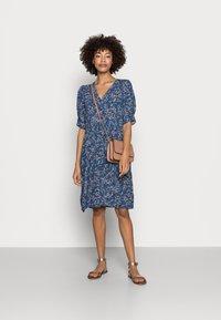 Esprit - DRESS - Day dress - navy - 1