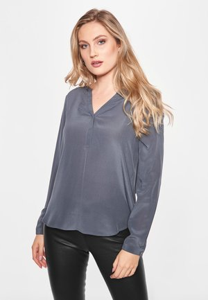 ELLA - Blouse - dark grey