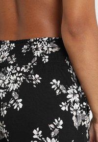 LASCANA - Beach accessory - black/white - 3
