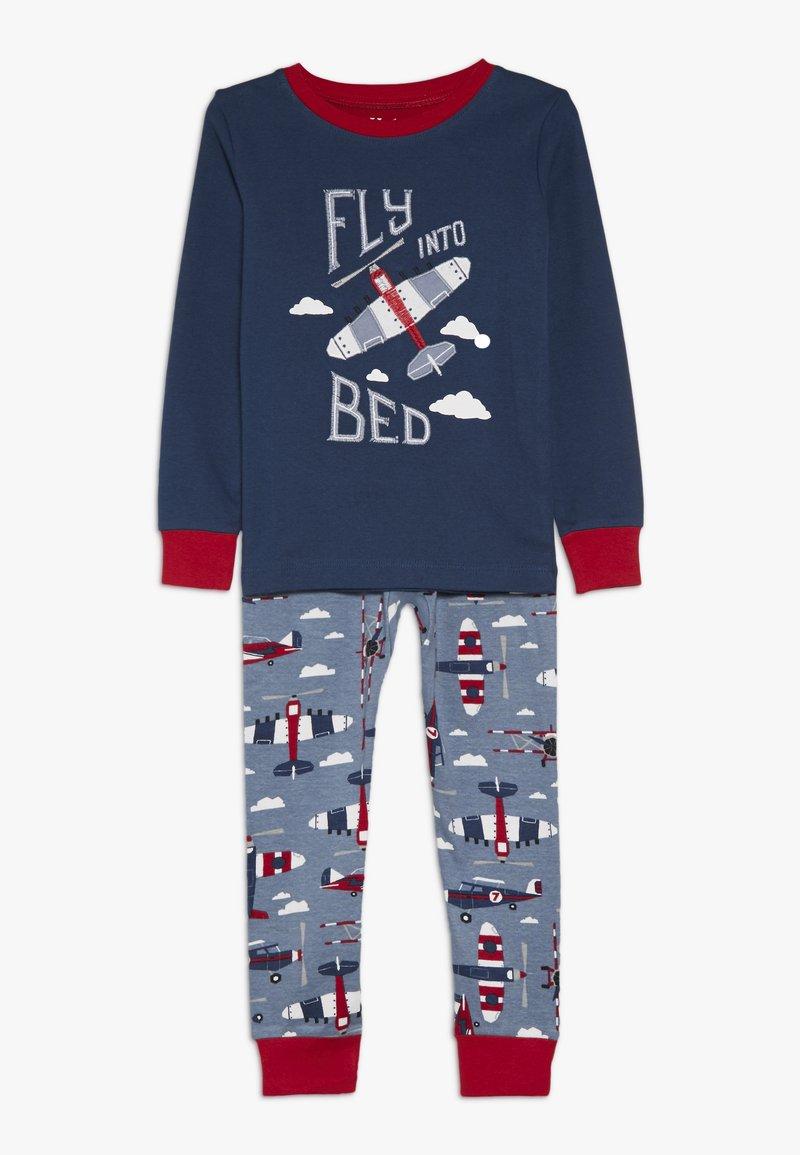 Hatley - KIDS PLANES SET - Pyžamová sada - blue
