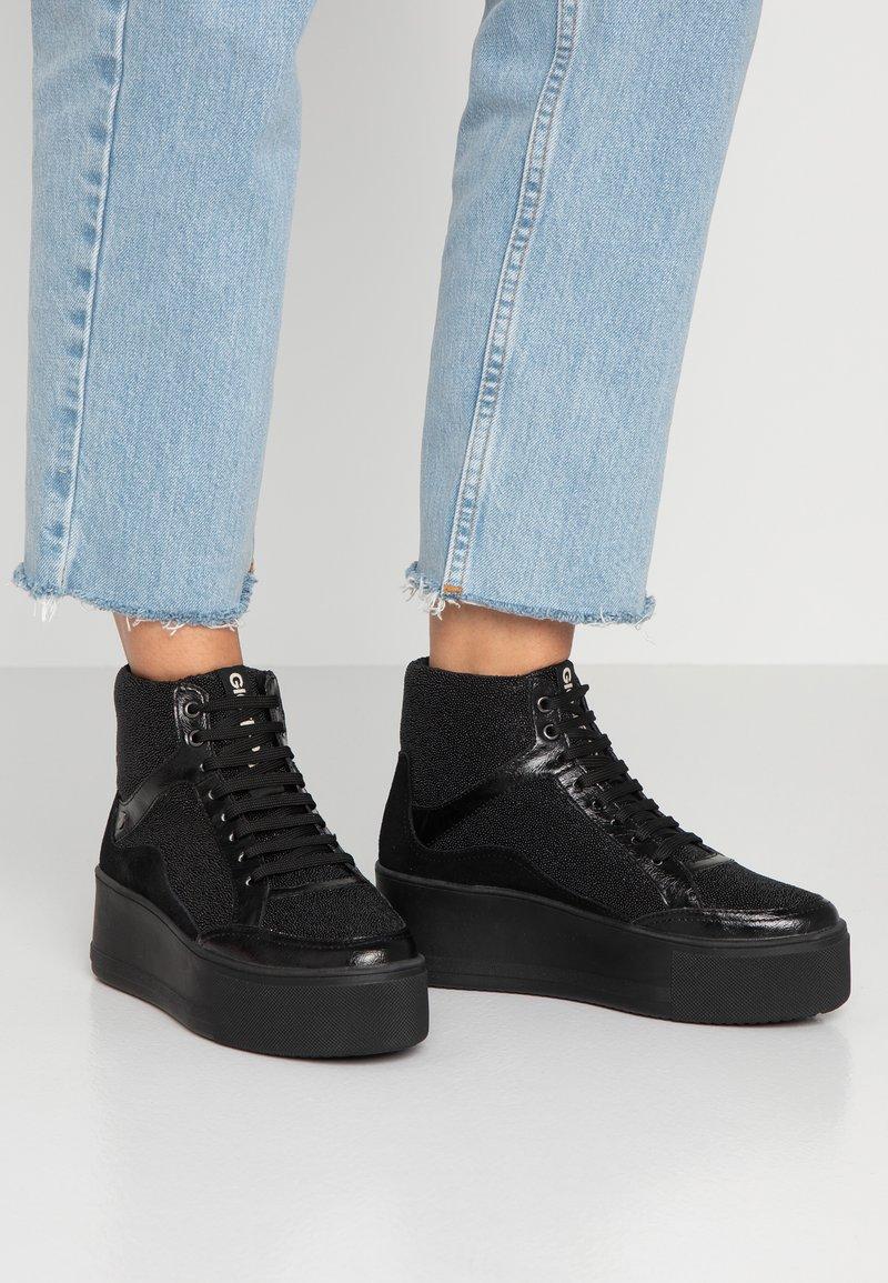 Gioseppo - Zapatillas altas - black