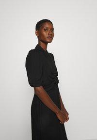 Pieszak - VENICE DRESS - Shirt dress - black - 3