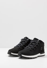 Timberland - SPRINT TREKKER - Sneaker high - black - 2