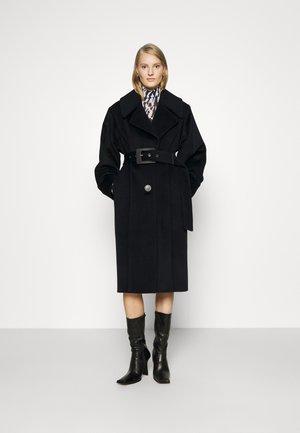 COAT - Classic coat - corin/black