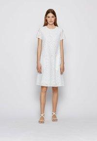 BOSS - DAJOUR - Robe d'été - white - 1