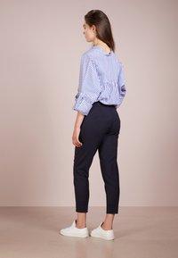 DRYKORN - EMOM - Trousers - blue denim - 2