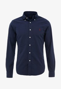 Polo Ralph Lauren - OXFORD SLIM FIT - Camicia - navy - 4