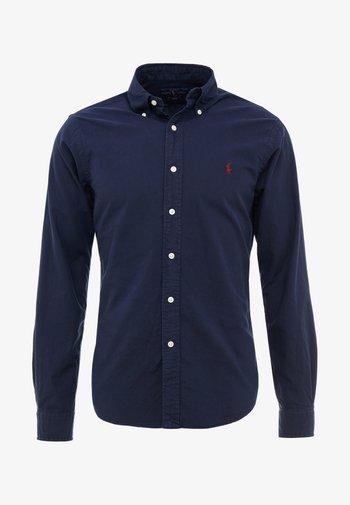 OXFORD SLIM FIT - Shirt - navy