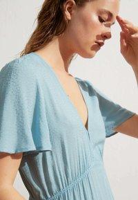 OYSHO - Denní šaty - turquoise - 1