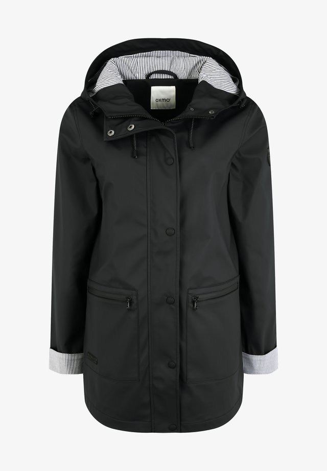 BECKY - Waterproof jacket - black