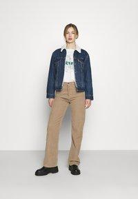 Levi's® - TRUCKER - Denim jacket - rough and tumble - 1