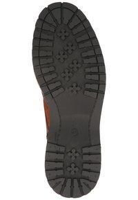 Pantofola d'Oro - Bottines à lacets - tortoise shell - 4