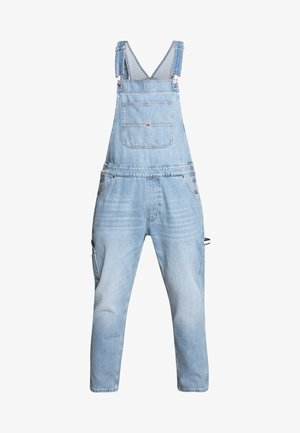 DUNGAREE - Overall /Buksedragter - light-blue denim
