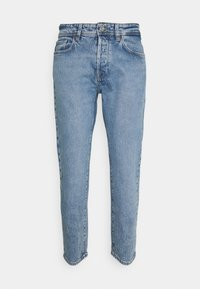 Selected Homme - SLHRELAXCROP - Tapered-Farkut - light blue denim - 5