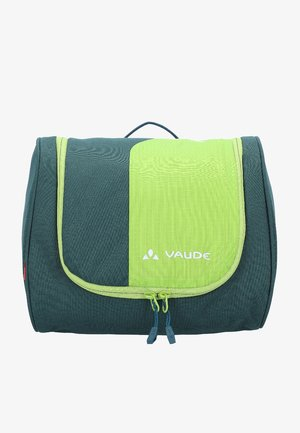 Wash bag - green