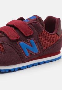 New Balance - YV500TPR - Trainers - burgundy - 5