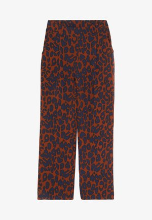 SAVANNAH PANT - Trousers - rusty