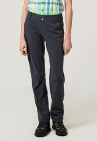 Columbia - SATURDAY TRAIL - Pantalon classique - india ink - 1