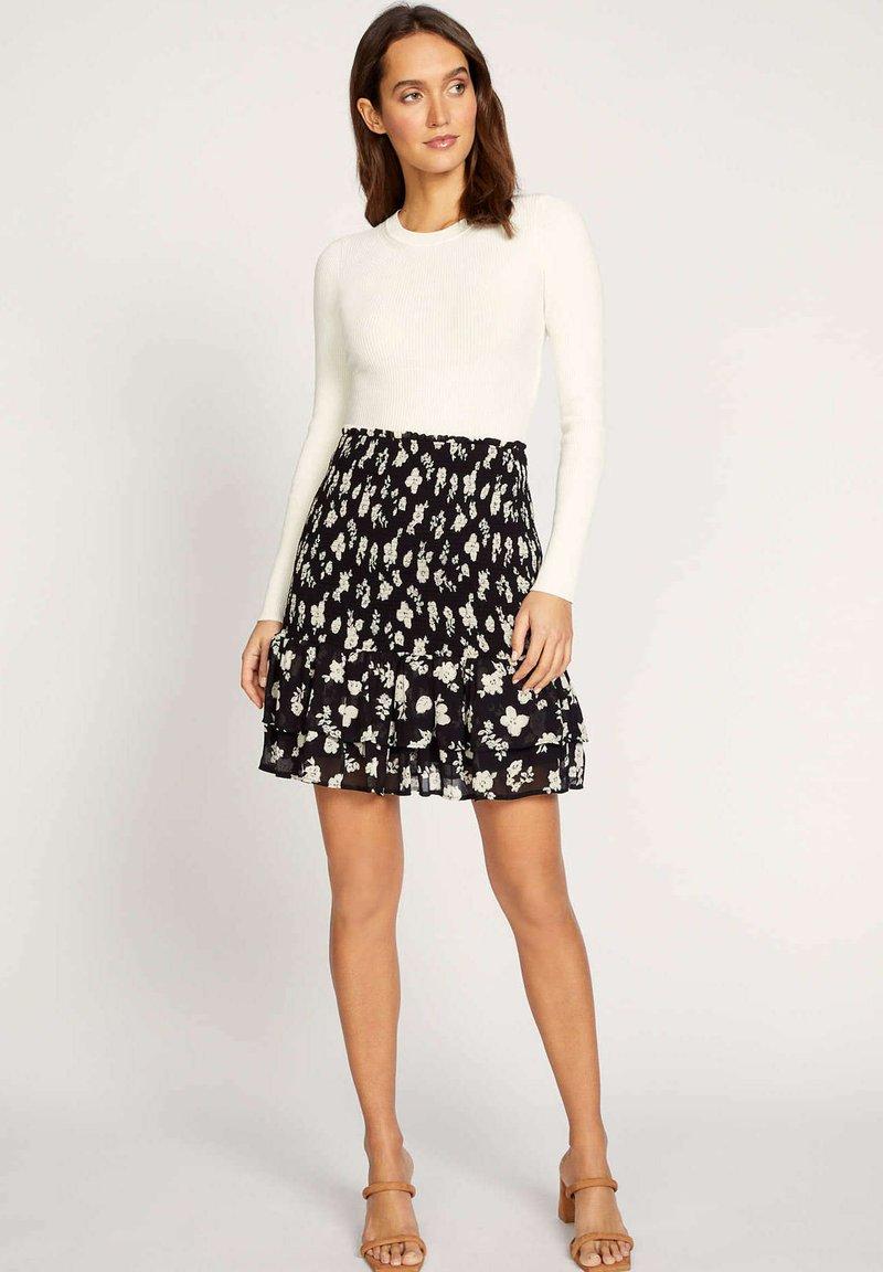 Kookai - A-line skirt - noir