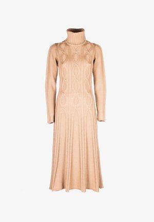 MASUCCI    A - Jumper dress - cammello