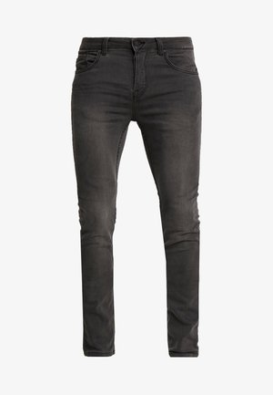Vaqueros slim fit - black denim
