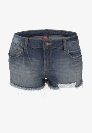 Shorts di jeans - blue washed