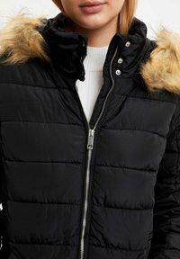 DeFacto - Winter coat - black - 3
