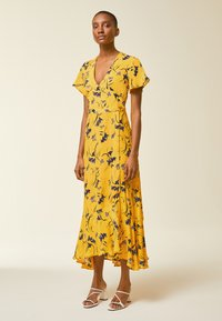 IVY & OAK - Vestido largo - sun yellow - 0