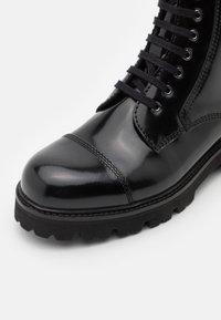 Zadig & Voltaire - MORISSON - Lace-up ankle boots - noir - 5