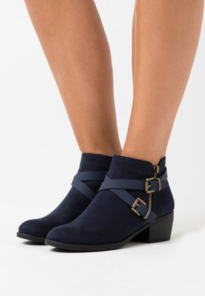 AVENGER - Ankle boots - navy