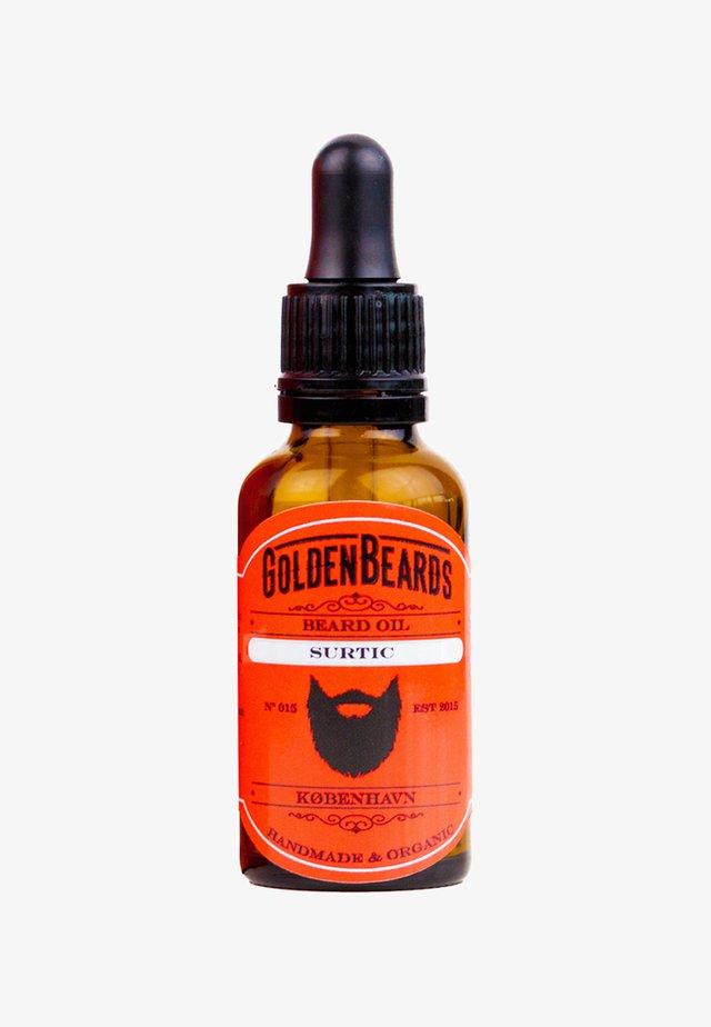 BEARD OIL - Huile à barbe - surtic