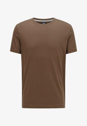 TIBURT  - T-shirt basique - dark green